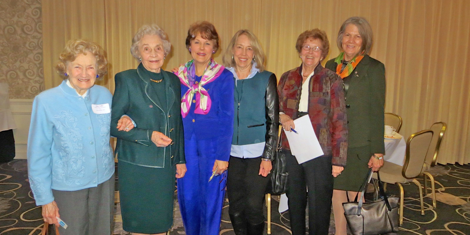 Photo of Philadelphia Alumnae Chapter