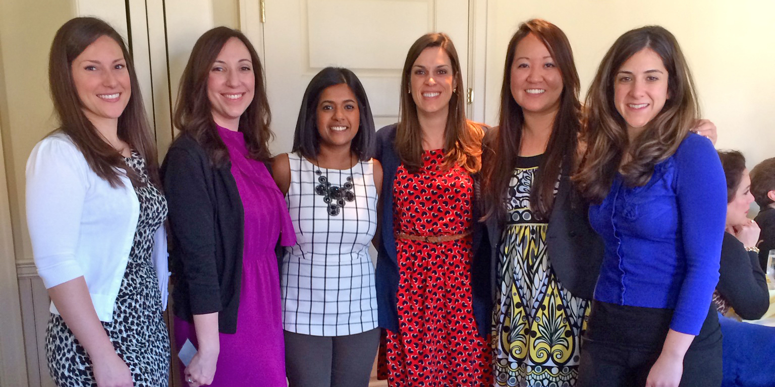 Photo of San Mateo County Alumnae Chapter