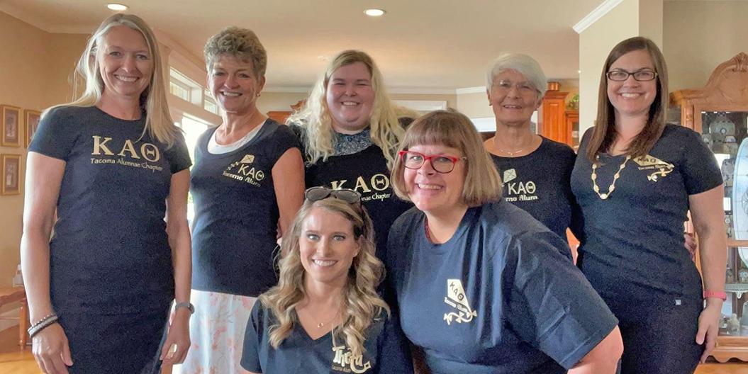Photo of Tacoma Alumnae Chapter