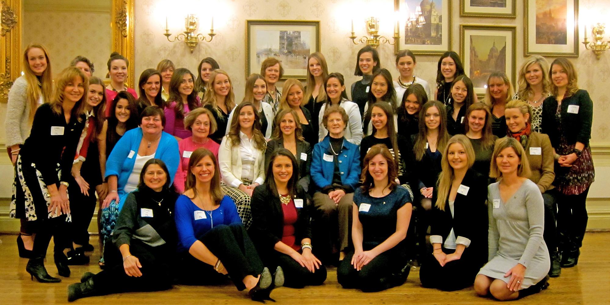 Photo of Toronto Alumnae Chapter