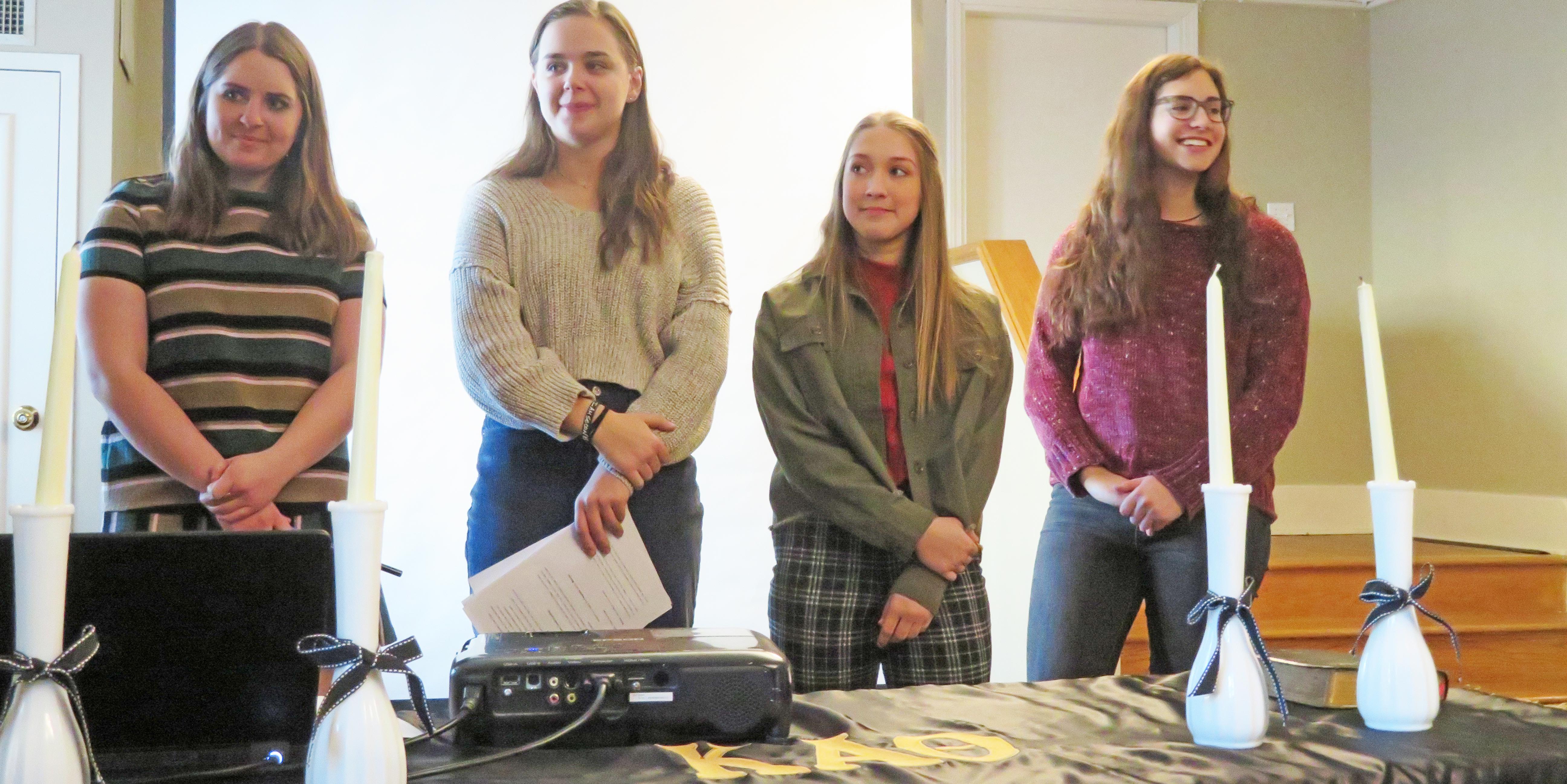 Photo of Bloomington Alumnae Chapter