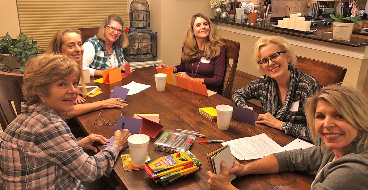 Photo of Katy-West Houston Alumnae Chapter