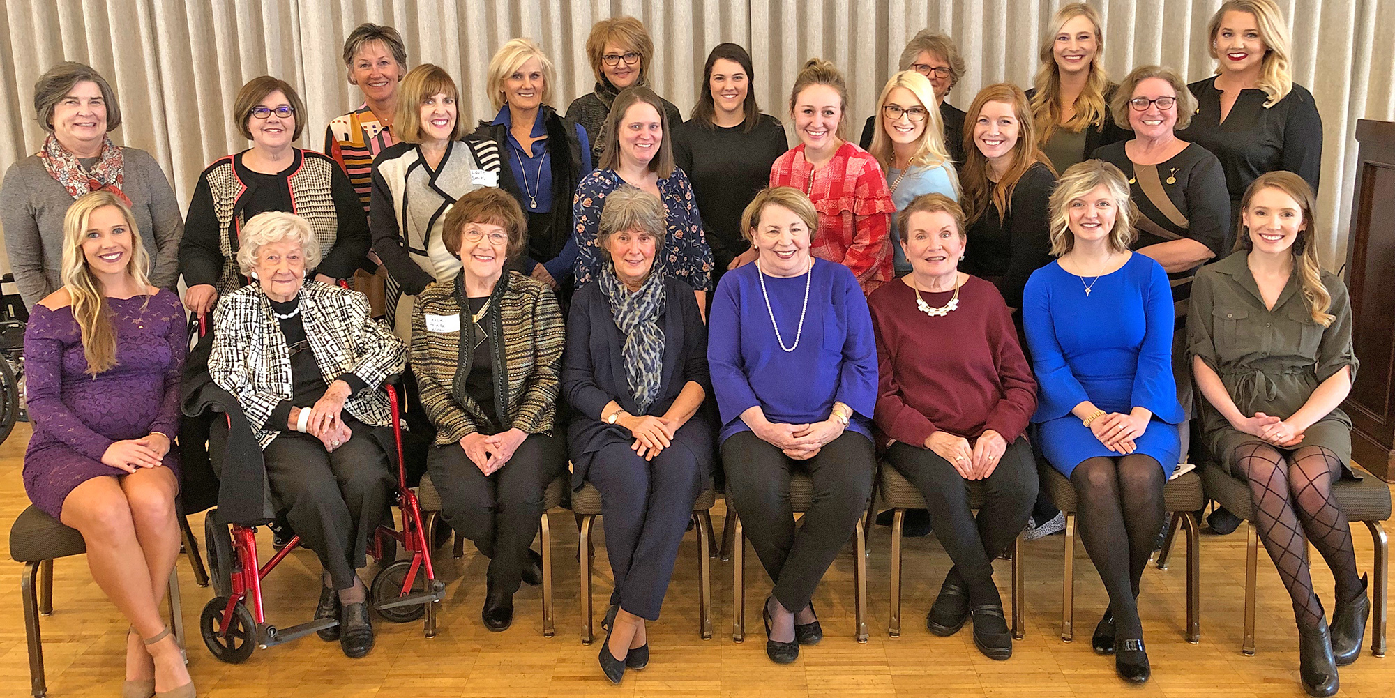 Photo of Lincoln Alumnae Chapter
