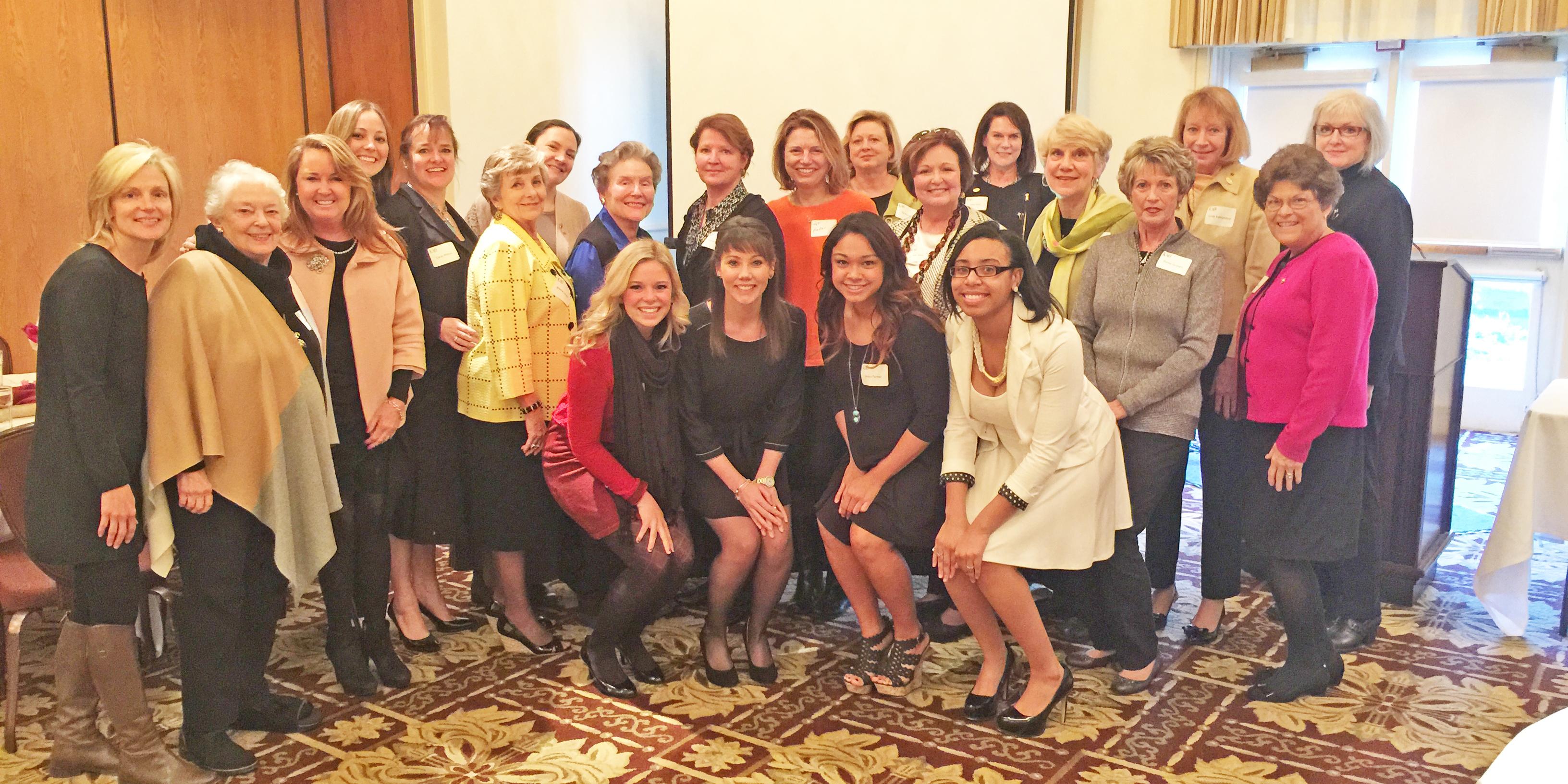 Photo of Louisville Alumnae Chapter