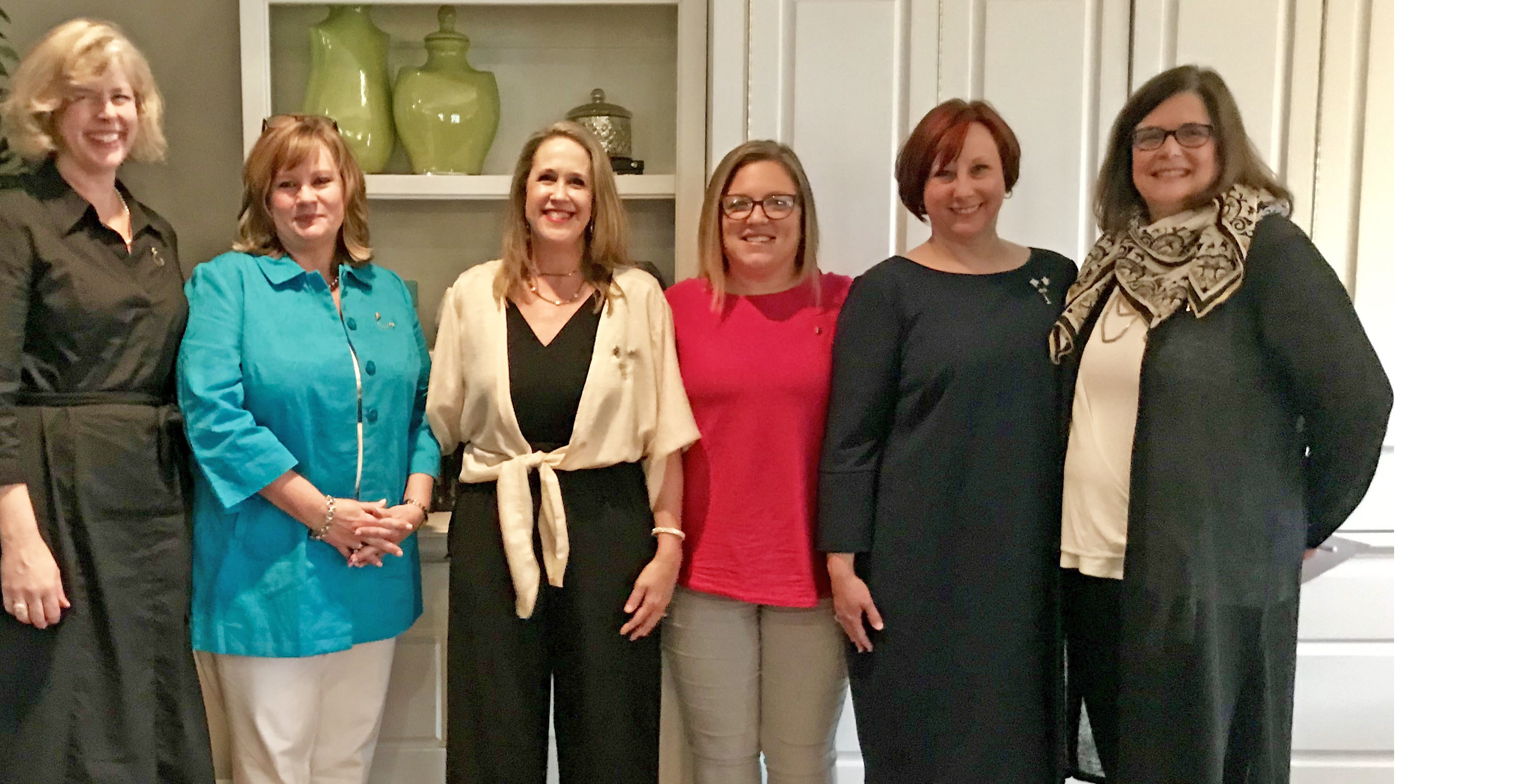 Photo of Oxford Alumnae Chapter