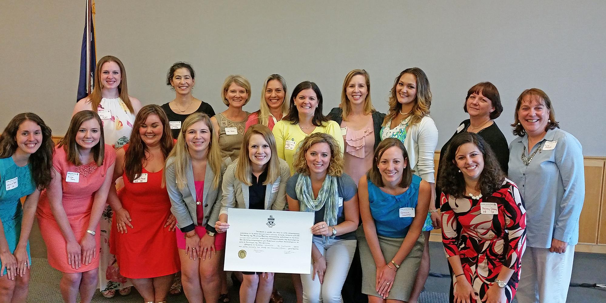 Photo of Upstate SC Alumnae Chapter