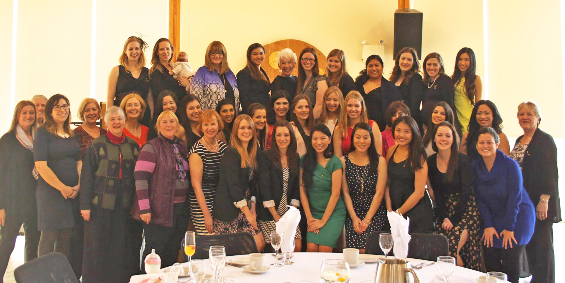 Photo of Vancouver, BC Alumnae Chapter