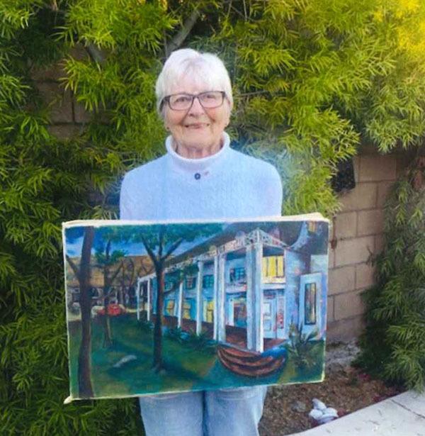 Mary Lou Dickinson Brown