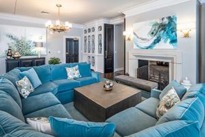 Gamma Iota's living room