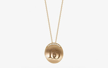 150 Diamond Necklace 415