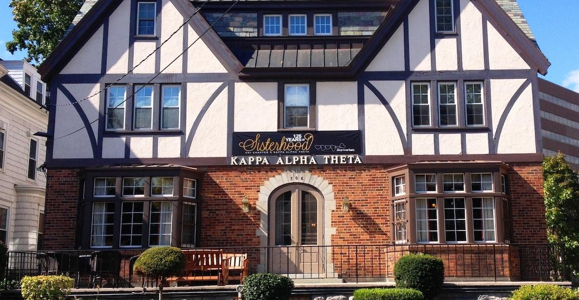 Chi | Kappa Alpha Theta