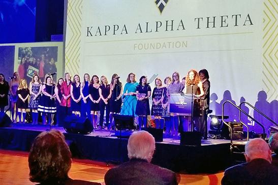Theta Foundation CASA award 547x365