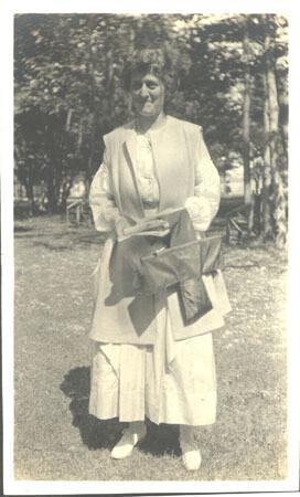 Woman heritage photo