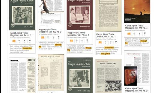 Magazine Archives