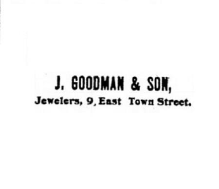 1902 Goodman Columbus Dispatch 1895