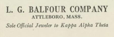 1915 Balfour