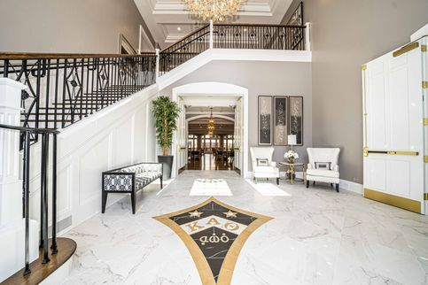 Delta Omicron Featured Renovation