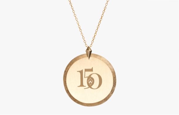 150 Florentine Necklace Sized